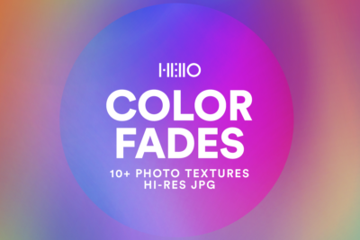 faded color digital designs from new visual things and hello creative