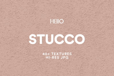 stucco style digital design patterns from new visual things and hello creative