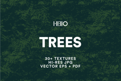 tree patterns and digital designs from new visual things and hello creative