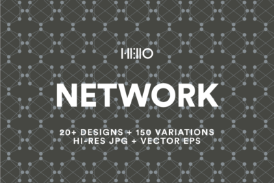 network computer inspired digital patterns and designs from new visual things and hello creative