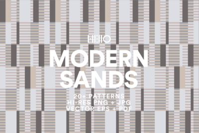 earth-tone Modern sands New Mexico Geo Stripe Pattern cover